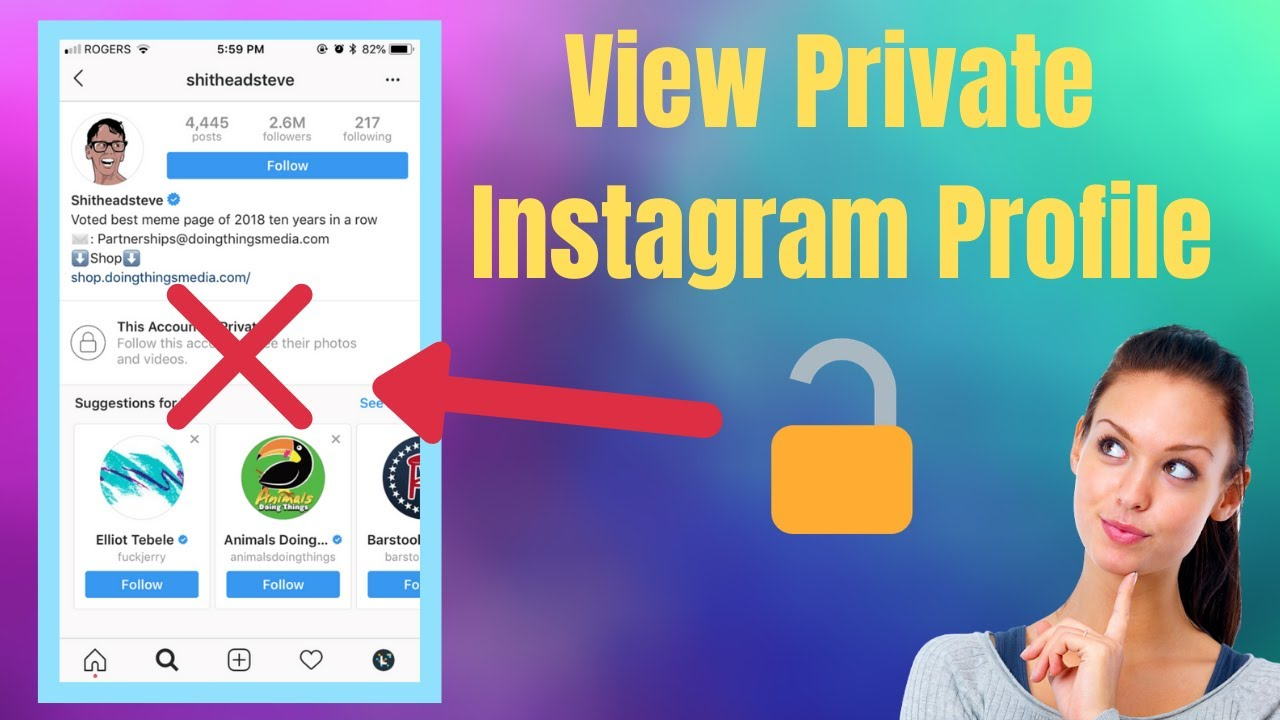 Importance of Instagram profile picture