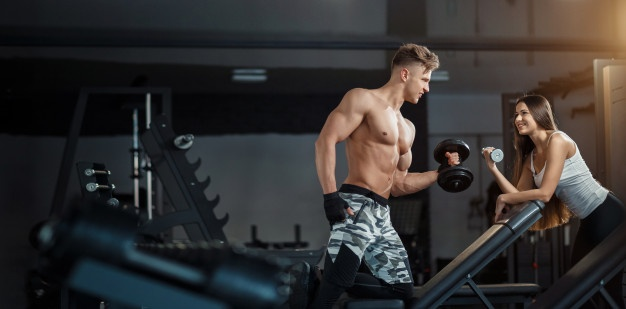 Is it easy to become a male fitness model?